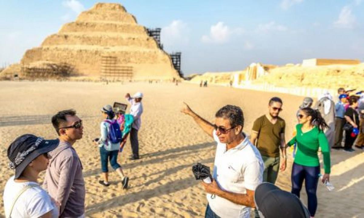 مستقبل المرشد السياحي