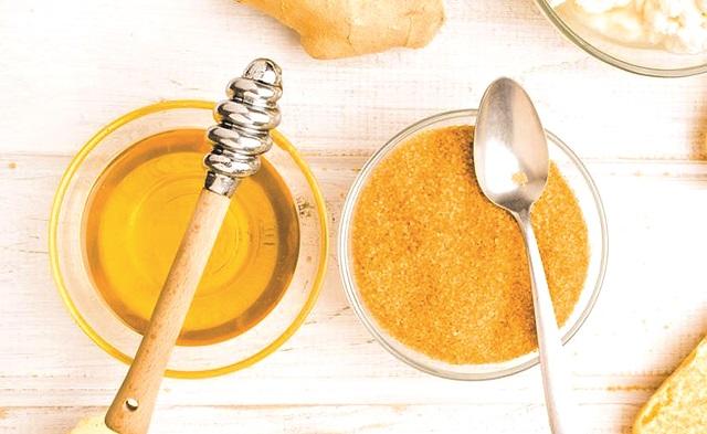 العسل للحامل في الشهر الخامس