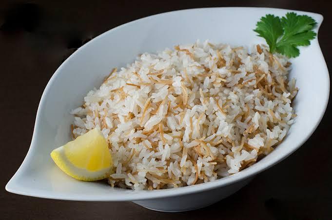 طريقة عمل الرز المصري بالشعيرية مفهرس