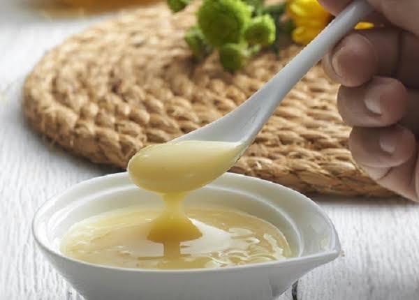 غذاء ملكات النحل للتسمين الأطفال مفهرس