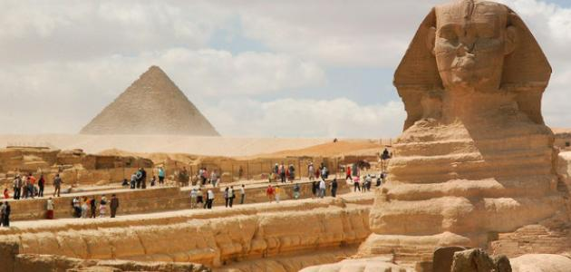 قصة قصيرة عن السياحة في مصر