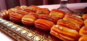 طريقة عمل بلح الشام للشيف حسن بدون بيض - مفهرس