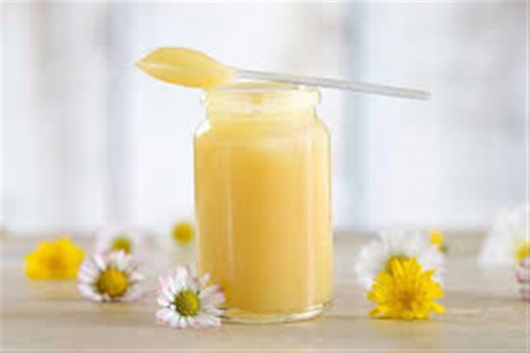فوائد غذاء ملكات النحل لتكبير الثدي مفهرس