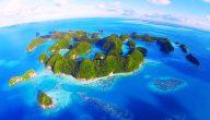 جزر أوقيانوسيا