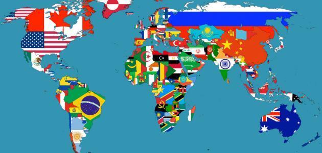 كم عدد دول أوروبا وأسماؤها