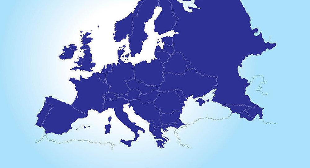 تضاريس قارة أوروبا