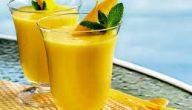 فوائد عصير المانجو