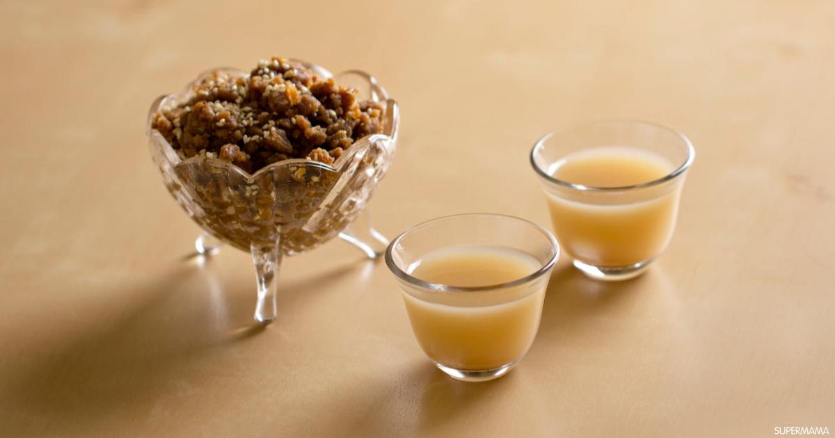 قهوة بيضاء سعودية