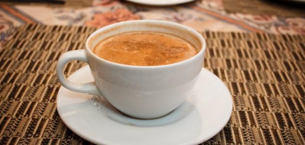 طريقة عمل القهوة الهندية