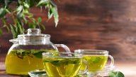 هل يؤثر الشاي الاخضر على الدورة الشهرية ؟