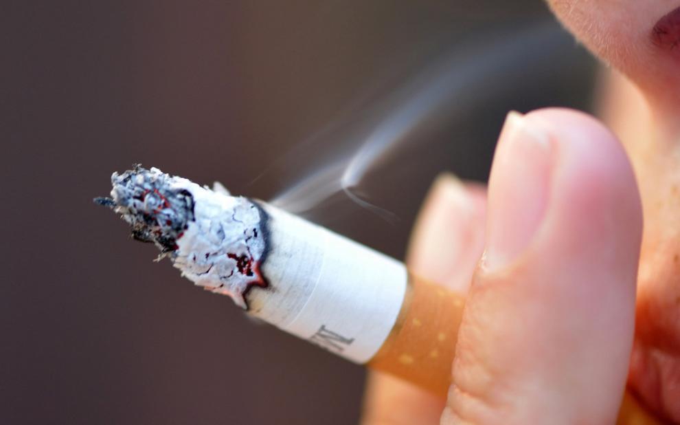 تنظيف الرئتين من آثار التدخين بالحليب