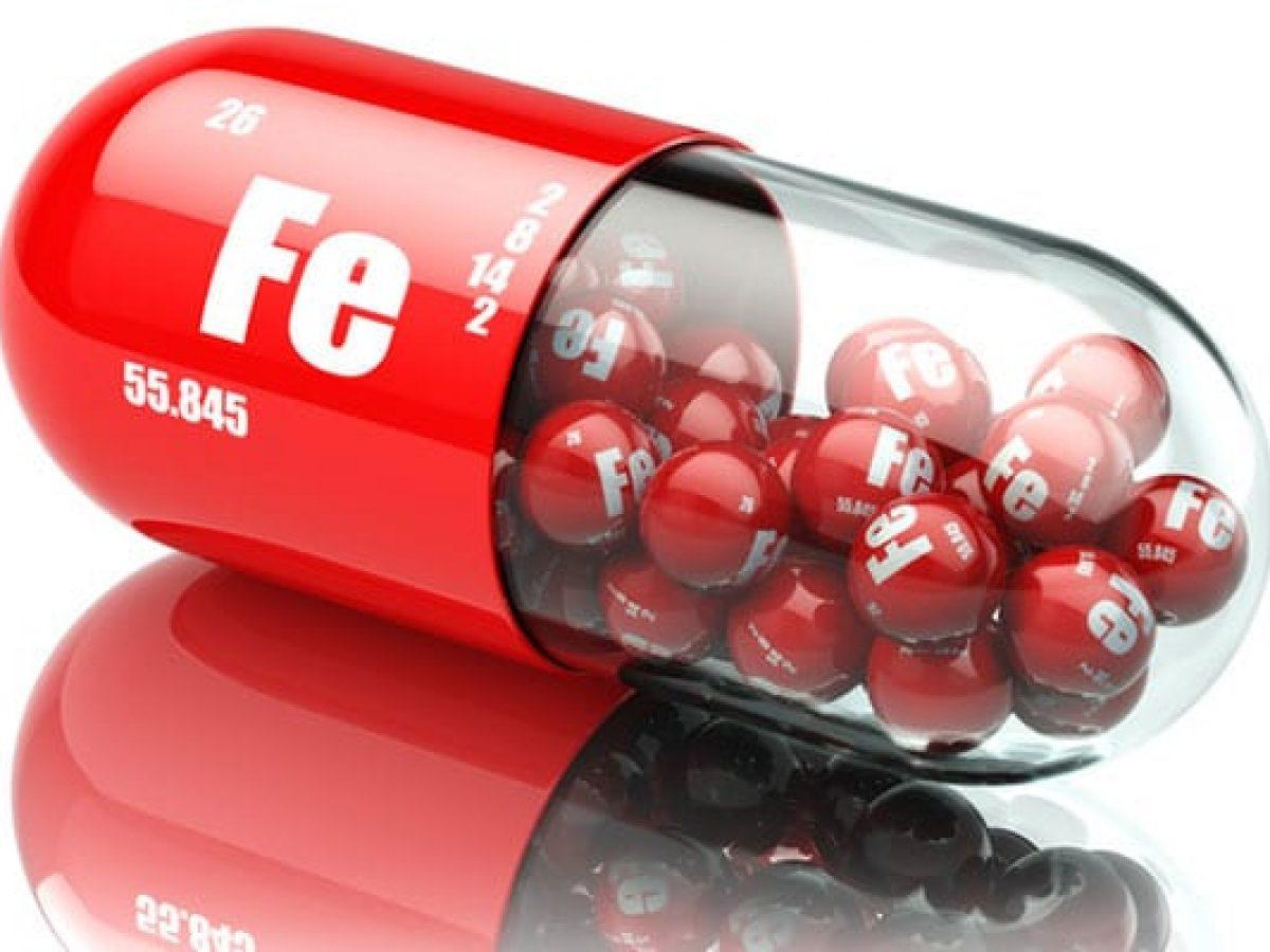 أدوية نقص الحديد