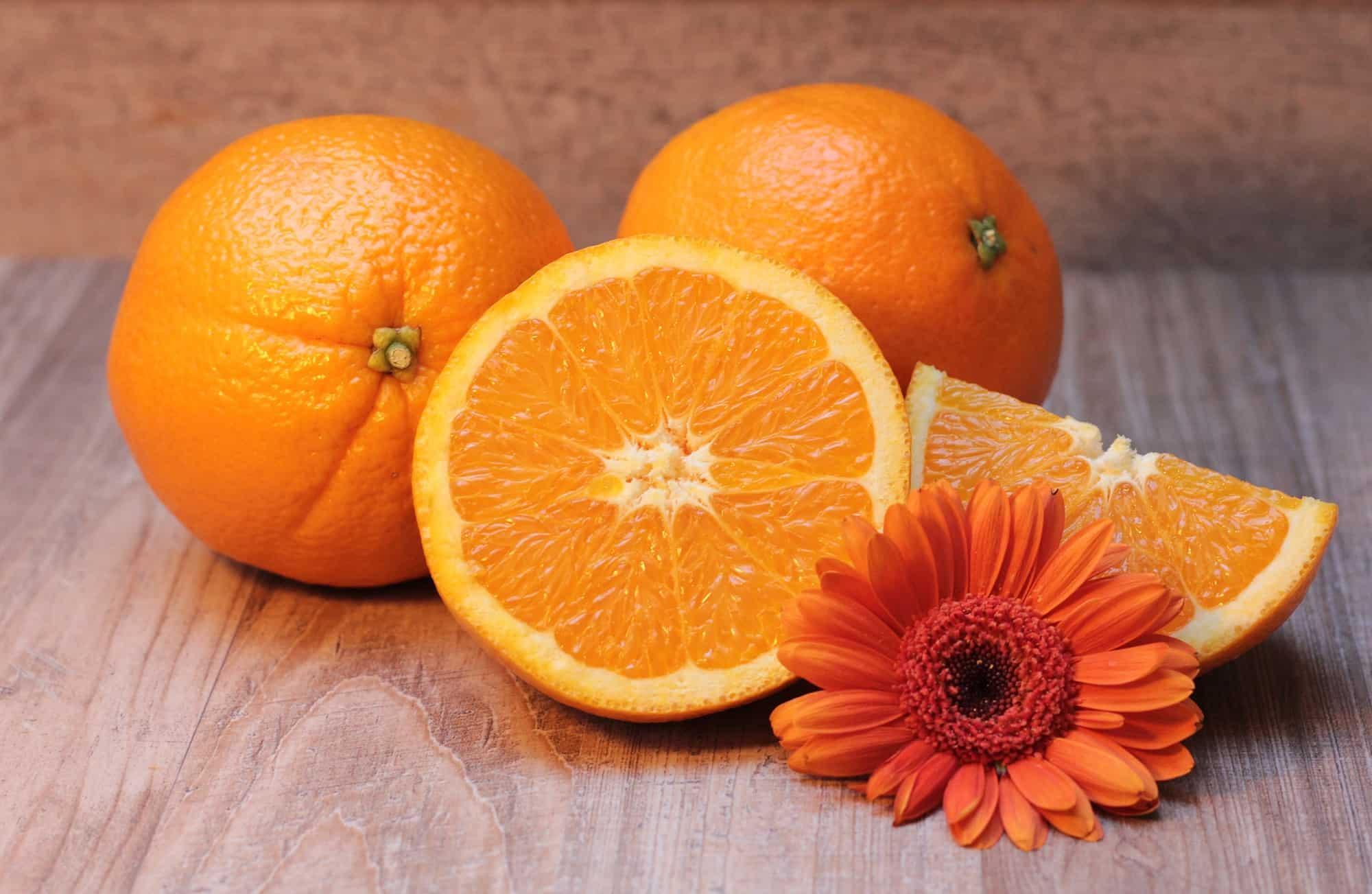 البرتقال في الصيام المتقطع