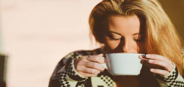 هل القهوة تسبب احتباس الدورة الشهرية