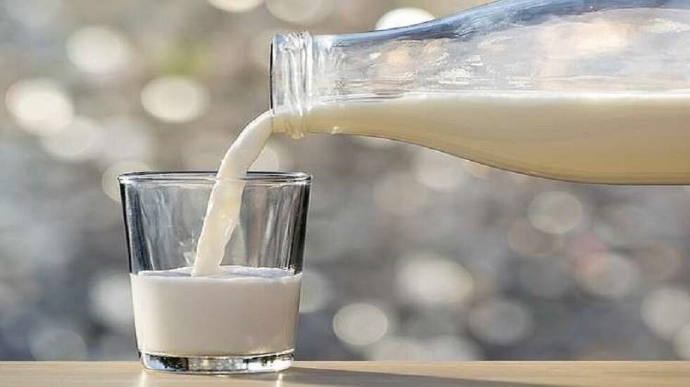 هل شرب الحليب يضر الكلى