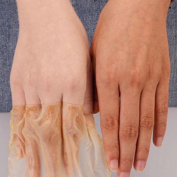 تبييض اليدين بالليمون والسكر