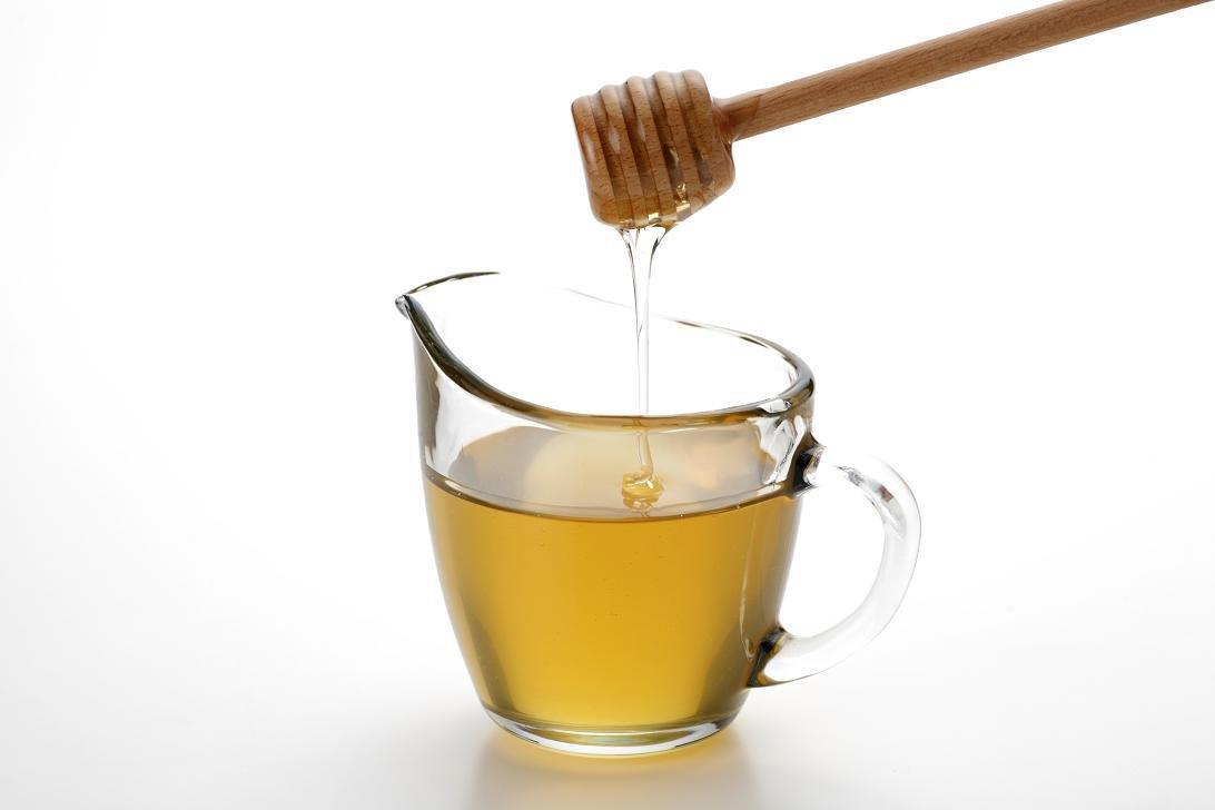 العسل والرجيم