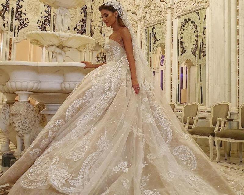 نيويورك دريس فساتين زفاف