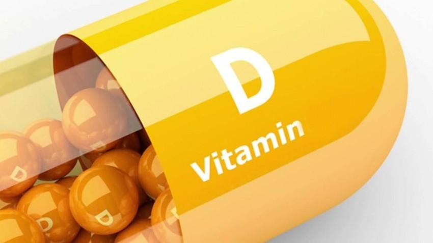 أعراض نقص فيتامين D