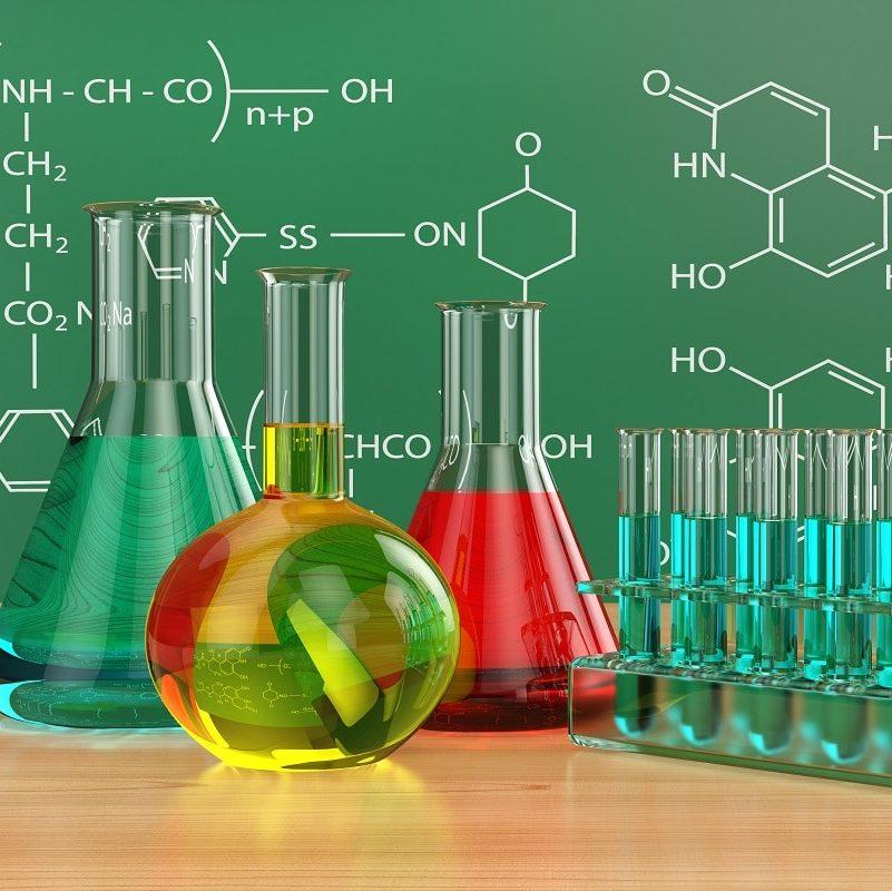 تعريف الفيزياء والكيمياء