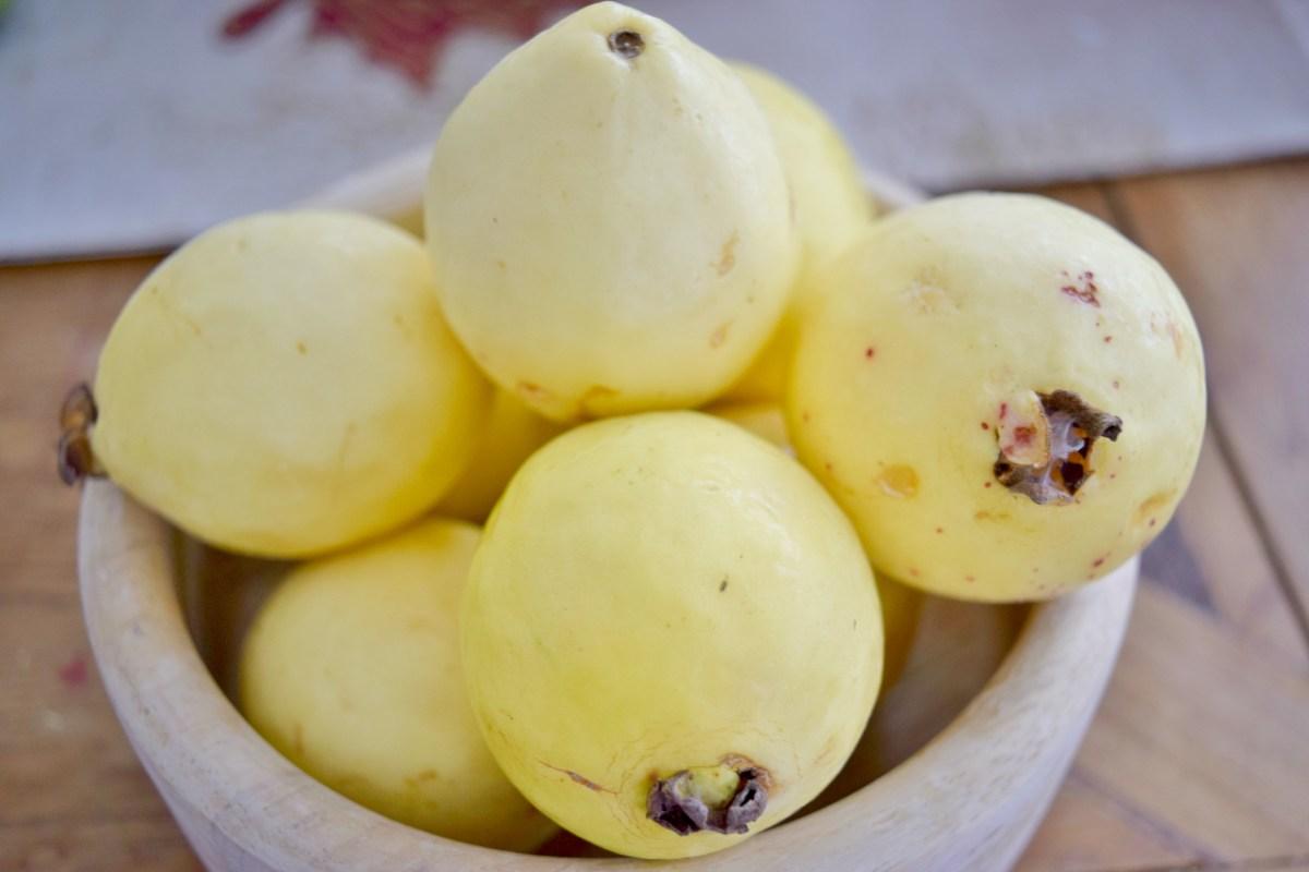نسبة فيتامين سي في الجوافة