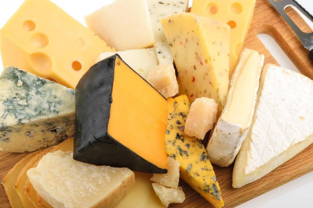 أفضل أنواع الجبن لمرضى الضغط