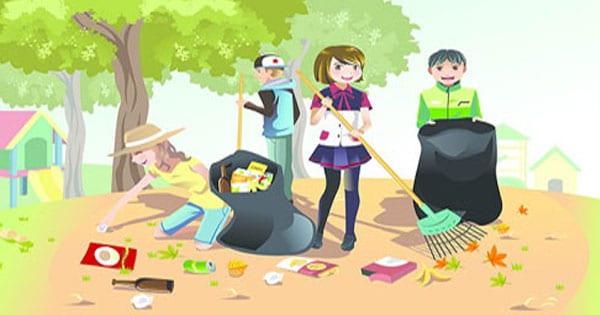 اذاعة مدرسية عن نظافة البيئة