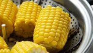 فوائد الذرة المحمصة