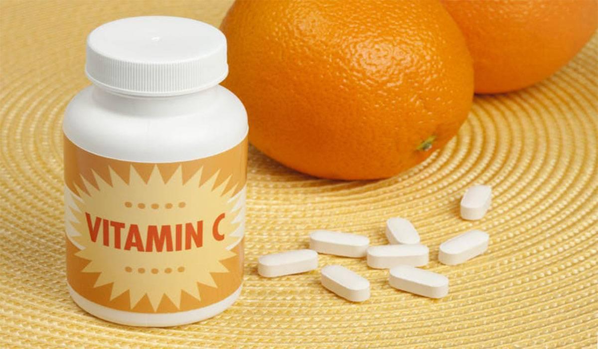 أعراض نقص فيتامين C