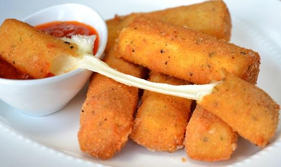 كفتة البطاطس بالجبنة الموتزاريلا