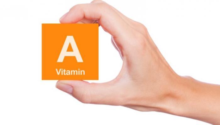 أعراض نقص فيتامين A