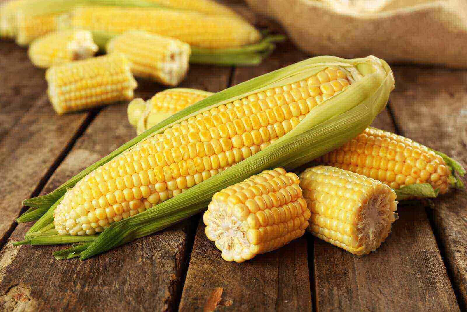 فوائد الذرة الحلوة