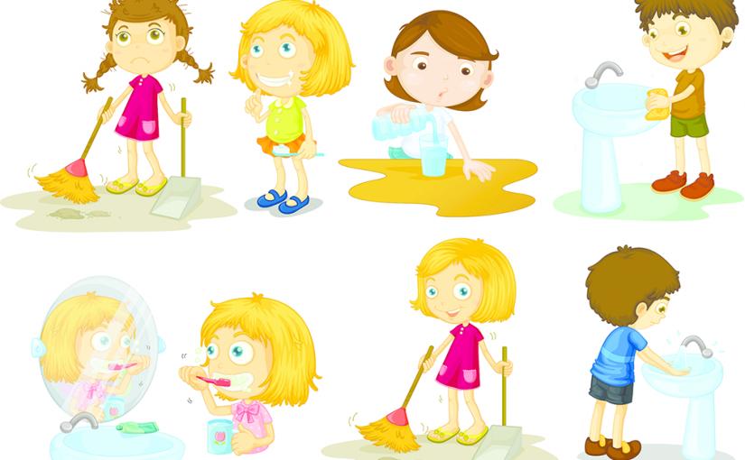 بحث عن النظافة العامة