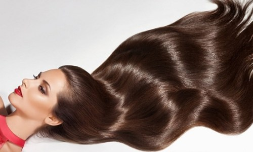 هل اللبن يطول الشعر