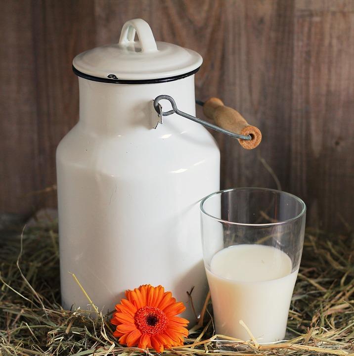فوائد الحليب البارد للمعدة