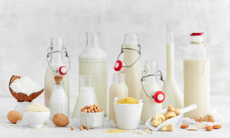 أنواع الحليب