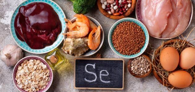 السيلينيوم لتفتيح البشرة
