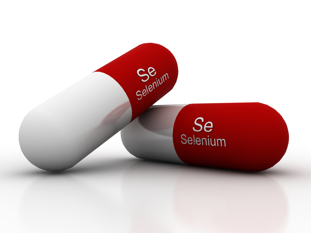 هل السيلينيوم يزيد الوزن