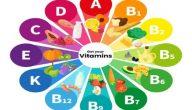 أسماء فيتامينات