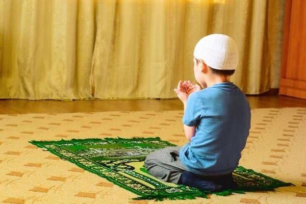 موضوع عن الصلاة قصير جداً