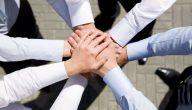 كلمة عن التعاون للاذاعة المدرسية