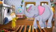 قصة جحا والفيل