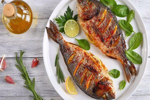 طريقة عمل سمك سبيطي مقلي