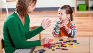 كيف يتكلم الطفل بسرعة