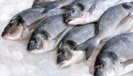 طريقة حفظ السمك بدون تنظيف