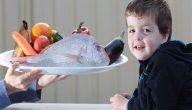 فوائد سمك الكنعد للاطفال