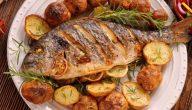 فوائد السمك المشوي للمعدة